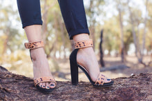Tucson Tooled Heels