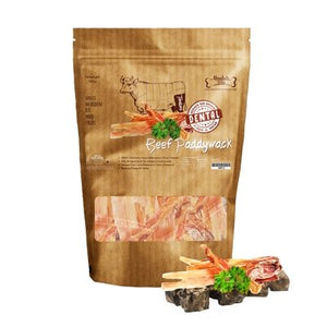 Absolute Bites Air-Dried Beef Paddywack Dog Treats, 260g.Happy Hoomans