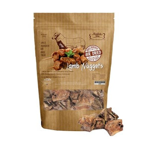 Absolute Bites Air-Dried Lamb Nuggets Dog Treats, 300g.Happy Hoomans