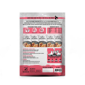 Absolute Holistic Caviar Bisque Chicken & Fish Roe Pet Soup Treat, 5x12g - Happy Hoomans