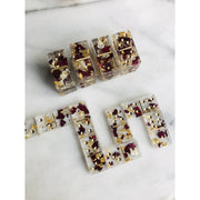 Domino Set Magentaflowers