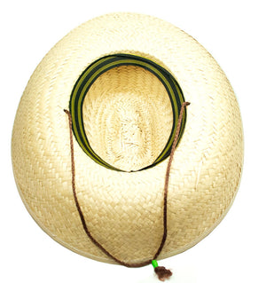 Wide Brim Mexican Style Straw Hats - Dallas General Wholesale