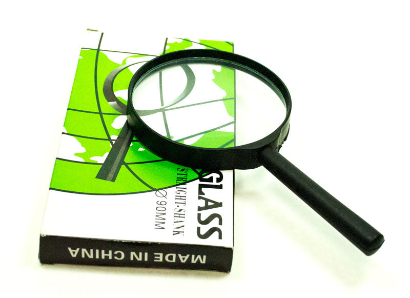 Hand Held Magnify Glass - Dallas General Wholesale
