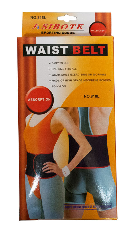 Back Muscle Support Belt - Dallas General Wholesale