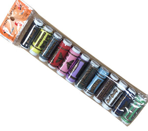 10 PC Thread Set - Dallas General Wholesale