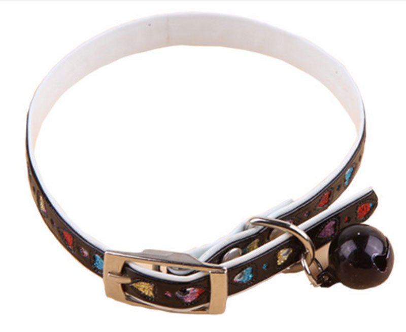 "12"" Thin Animal Collar With Bell - Dallas General Wholesale"
