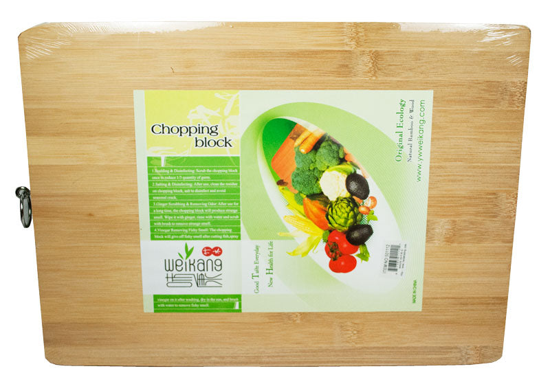 Bamboo Cutting Board - Dallas General Wholesale