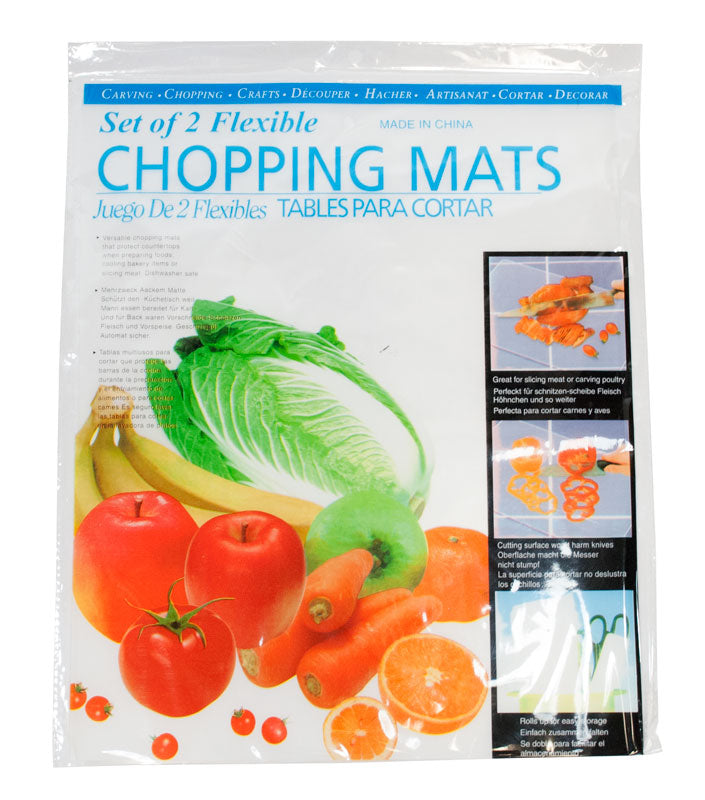 2 PC Chopping Mats Set Wholesale - Dallas General Wholesale