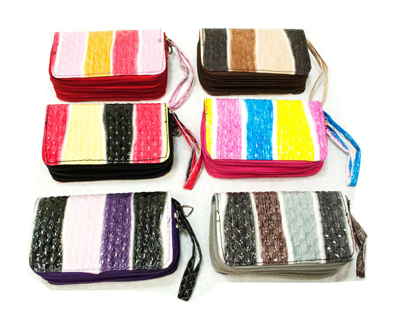 3-in-1 Key Chain Wallets - Dallas General Wholesale