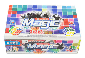 3x3x3 Speed Edition Magic Cubes - Dallas General Wholesale