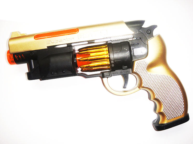 Battery Operated Toy Pistol Wholesale - Dallas General Wholesale