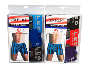 Men's Stretchy Cotton Briefs - Dallas General Wholesale