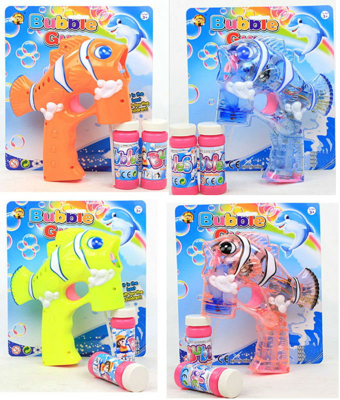 Fish Bubble Blaster Guns Wholesale - Dallas General Wholesale