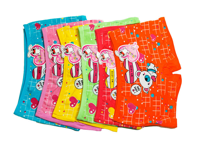 Little Girls Briefs - Dallas General Wholesale