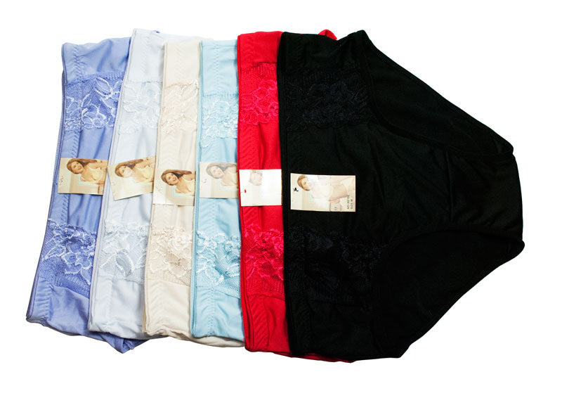 Plus Size Panties AE186 - Dallas General Wholesale