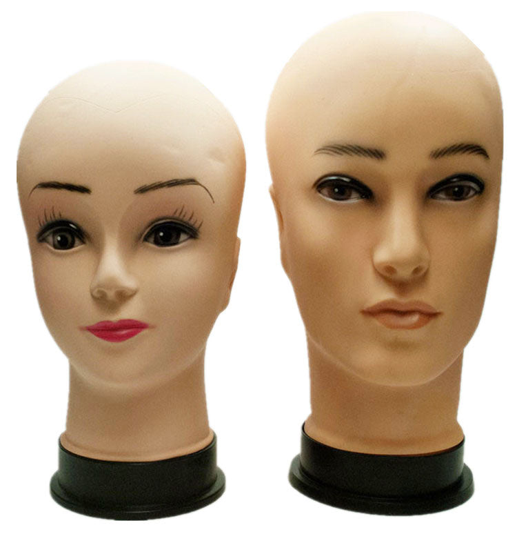 Mannequin Head Display - Dallas General Wholesale
