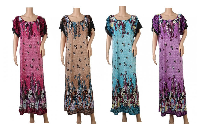 Plus Size Maxi Dresses 767 - Dallas General Wholesale
