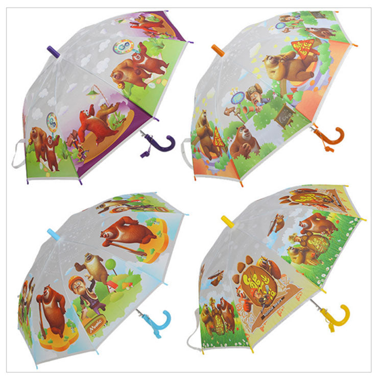 POE Boys Umbrella-Bear - Dallas General Wholesale