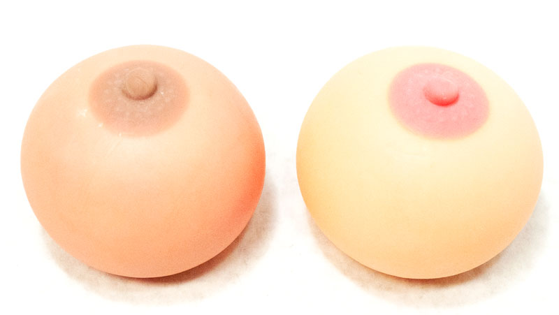 Breast Stress Relief Ball - Dallas General Wholesale