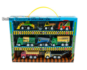 Construction Cars Play Set Wholesale - Dallas General Wholesale