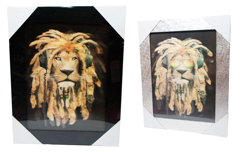 3D Picture of Bob Molly Inspired Lion Wholesale - Dallas General Wholesale