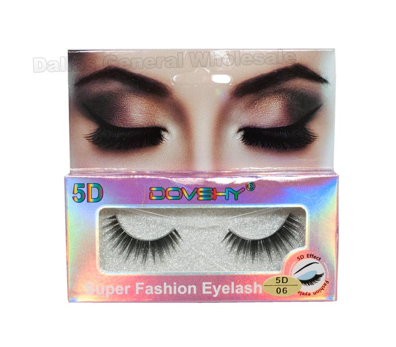 5D Fake Mink Eyelashes Wholesale