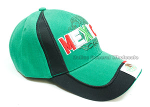 Mexico Design Baseball Caps Wholesale - Dallas General Wholesale