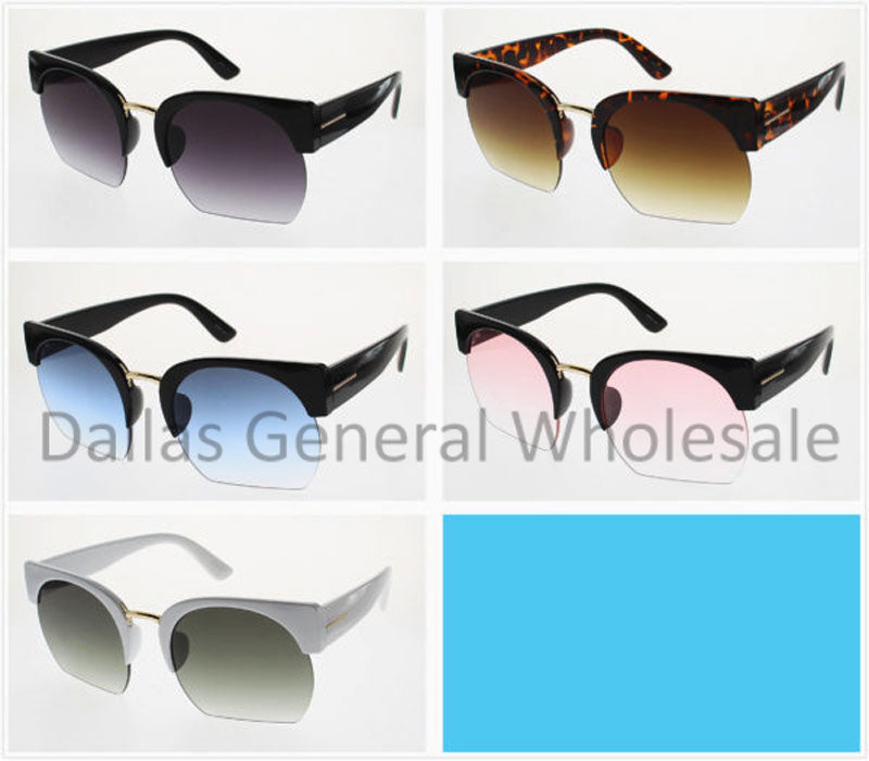 Girls Trendy Tainted Sunglasses Wholesale