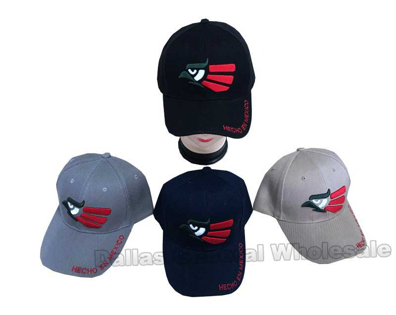 """Mexico"" Adults Casual Baseball Caps Wholesale - Dallas General Wholesale"