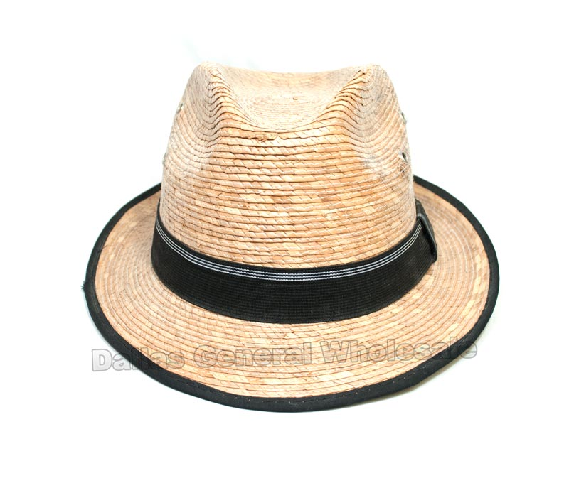 Harden Straw Dress Hats Wholesale
