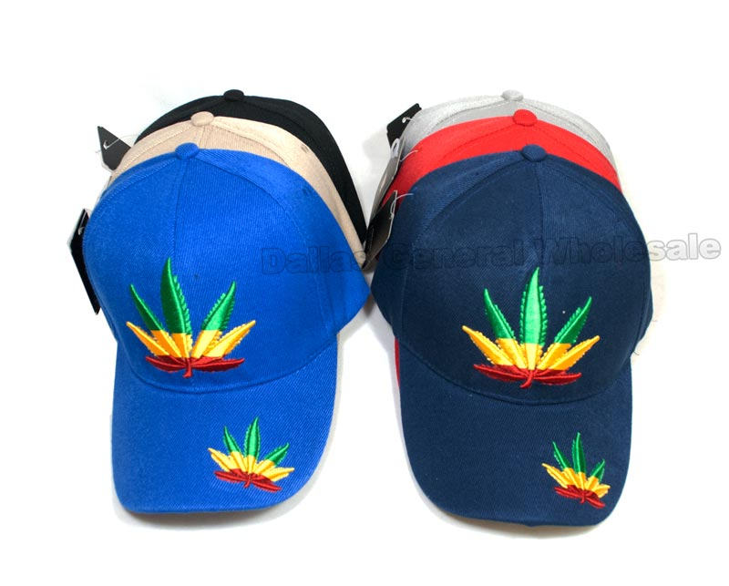 Casual Marijuana Baseball Caps Wholesale