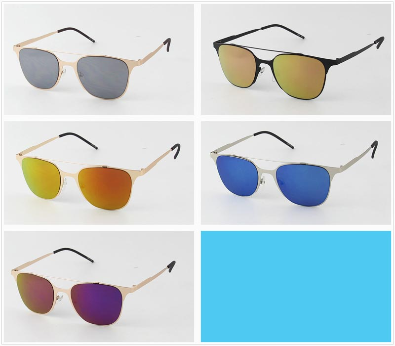 Trendy Mirror Lens Sunglasses Wholesale