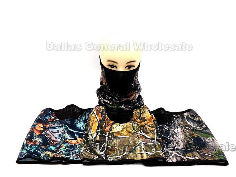 Hunter Outdoors Half Masks Balaclavas Wholesale