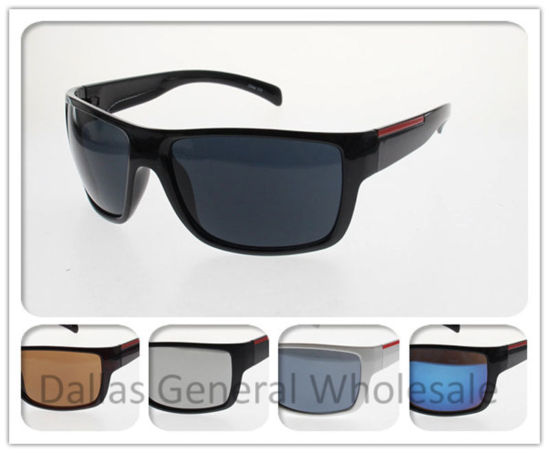 Adults Casual Plastic Frame Sunglasses Wholesale
