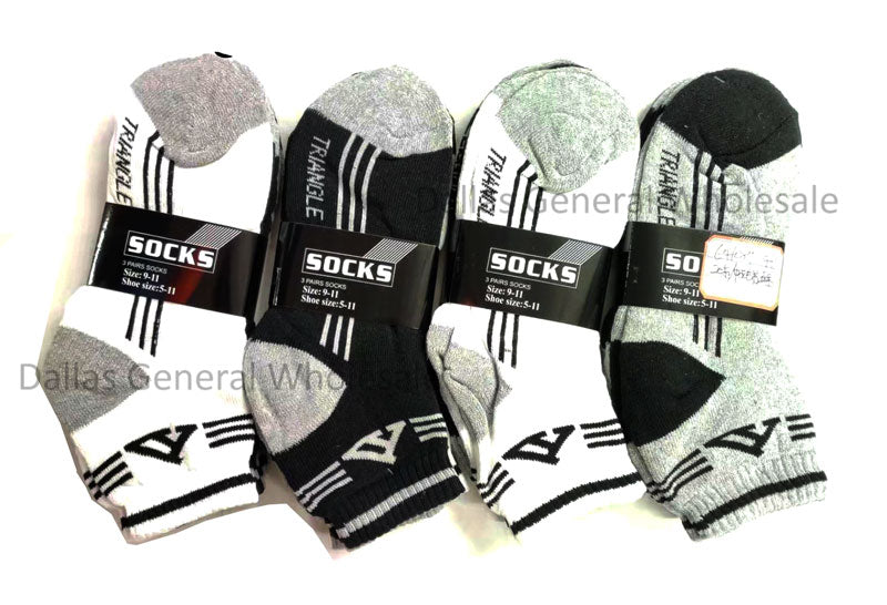 Men Casual Ankle Socks Wholesale
