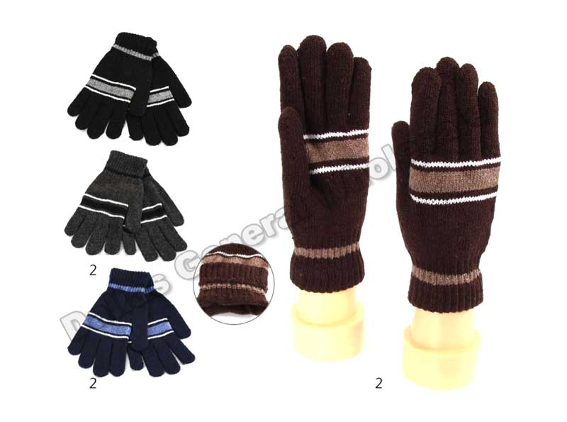 Men Knitted Gloves Wholesale - Dallas General Wholesale