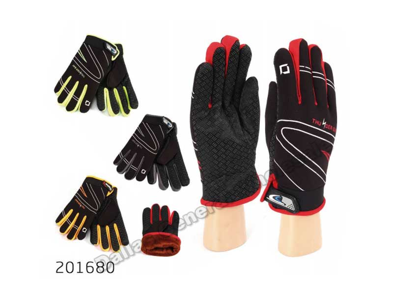 Men Insulated Sports Gloves Wholesale - Dallas General Wholesale