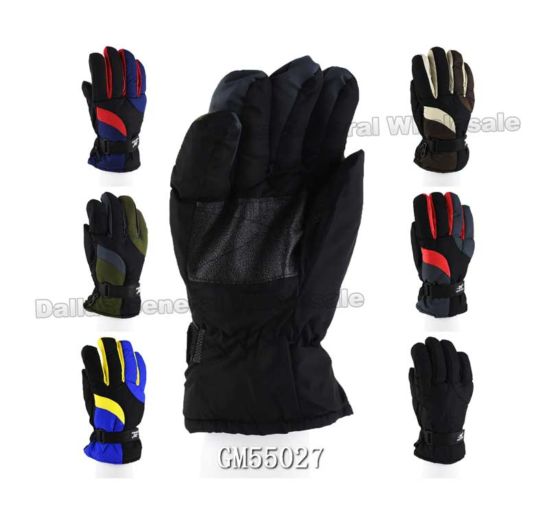 Men Heavy Water Proof Gloves Wholesale - Dallas General Wholesale