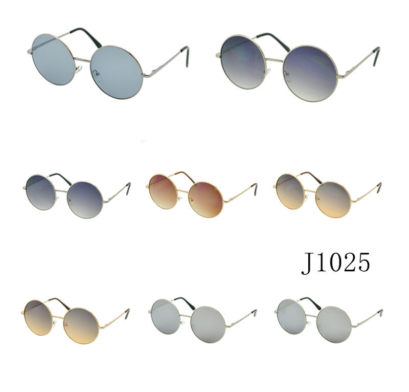 Round Metal Frame Sun Shades Wholesale - Dallas General Wholesale