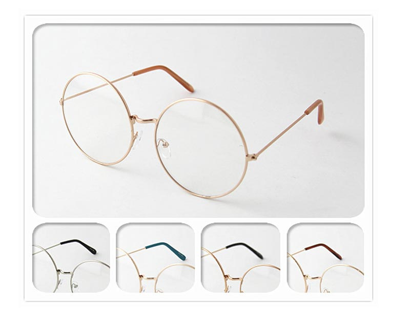 Round Clear Lens Glasses Wholesale