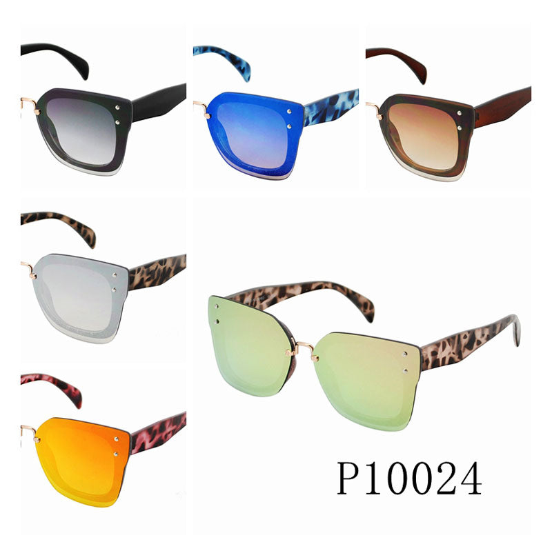 Fashion Mirror Lenses Sun Shades Wholesale - Dallas General Wholesale