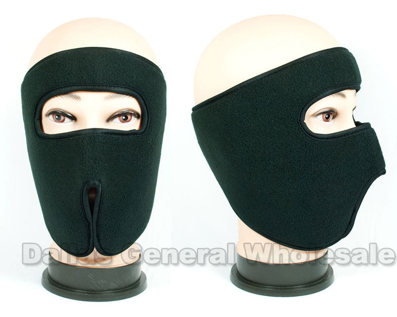 Winter Fleece Face Masks Wholesale - Dallas General Wholesale