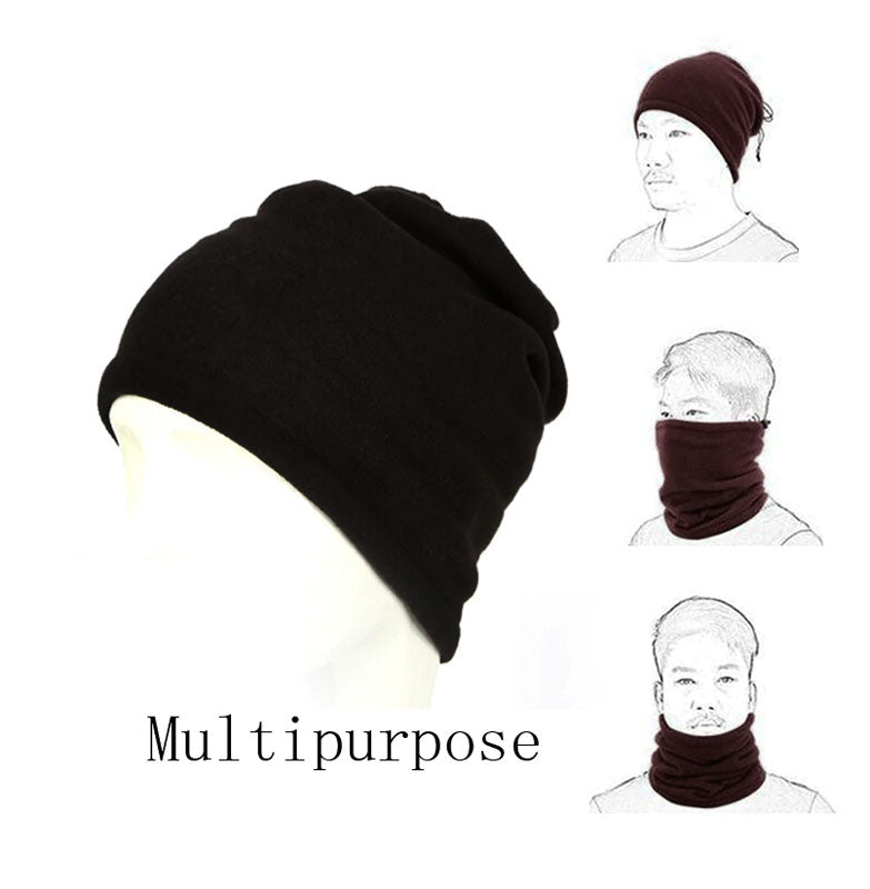 3-in-1 Multi Use Scarf Beanie Mask Wholesale - Dallas General Wholesale