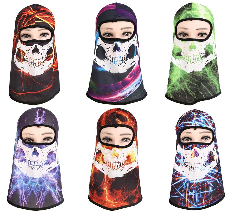 Skull Outdoors Masks Balaclava Wholesale - Dallas General Wholesale