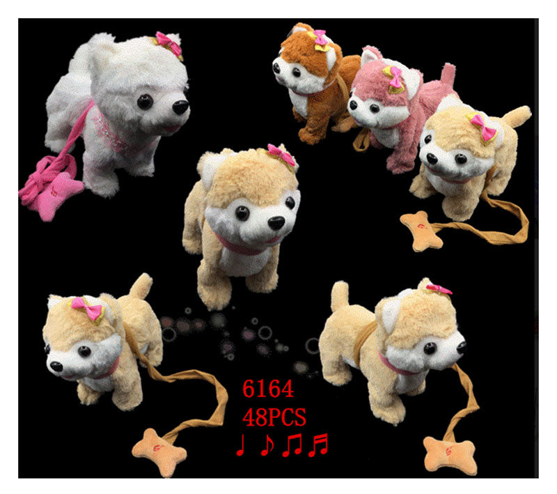 Toy Electronic Walking Barking Big Dogs Wholesale - Dallas General Wholesale