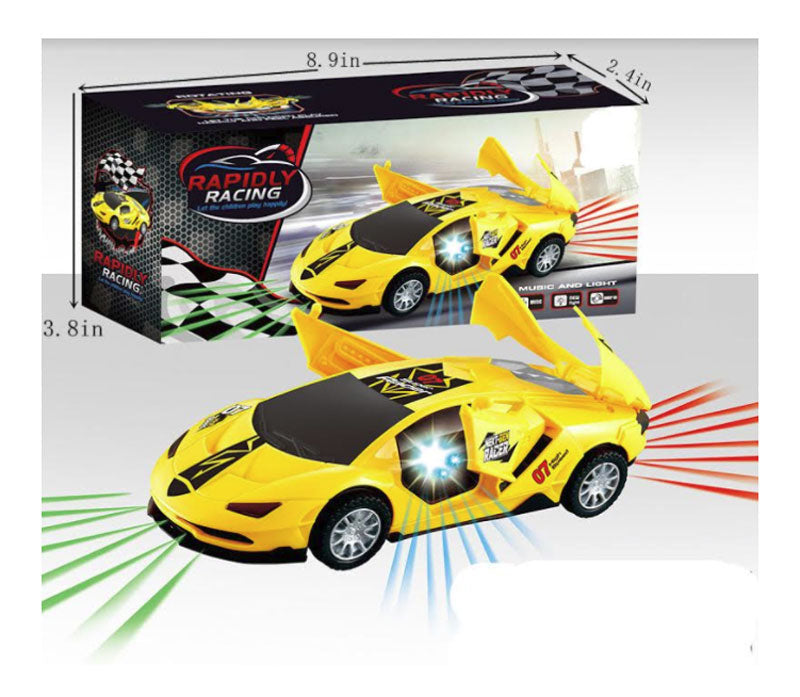 Toy Electronic Spinning Cars Wholesale - Dallas General Wholesale