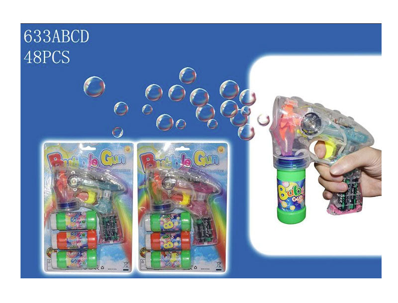 Clear Bubble Blaster Guns Wholesale - Dallas General Wholesale