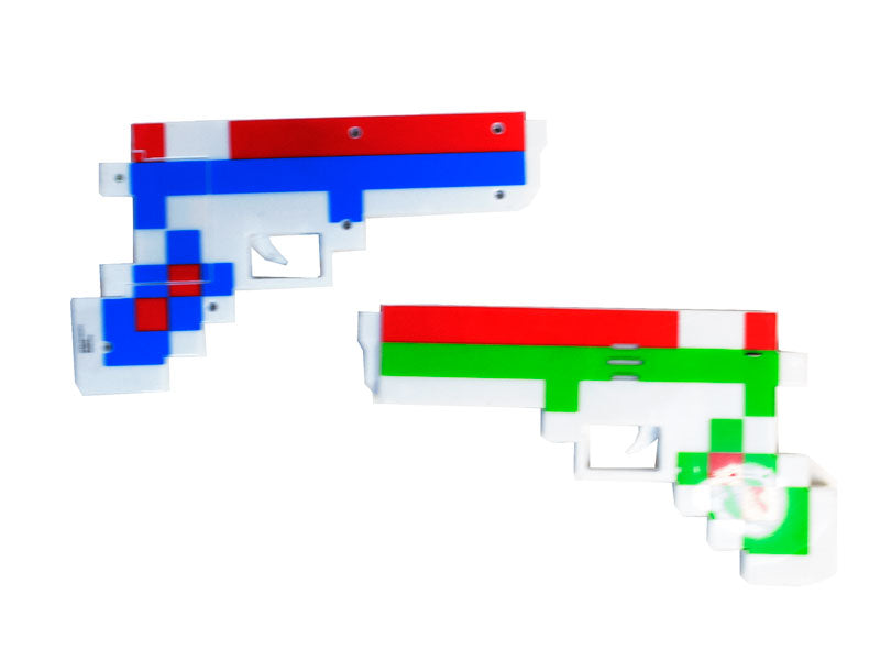 3D Light Up Guns w/ Sound Wholesale - Dallas General Wholesale