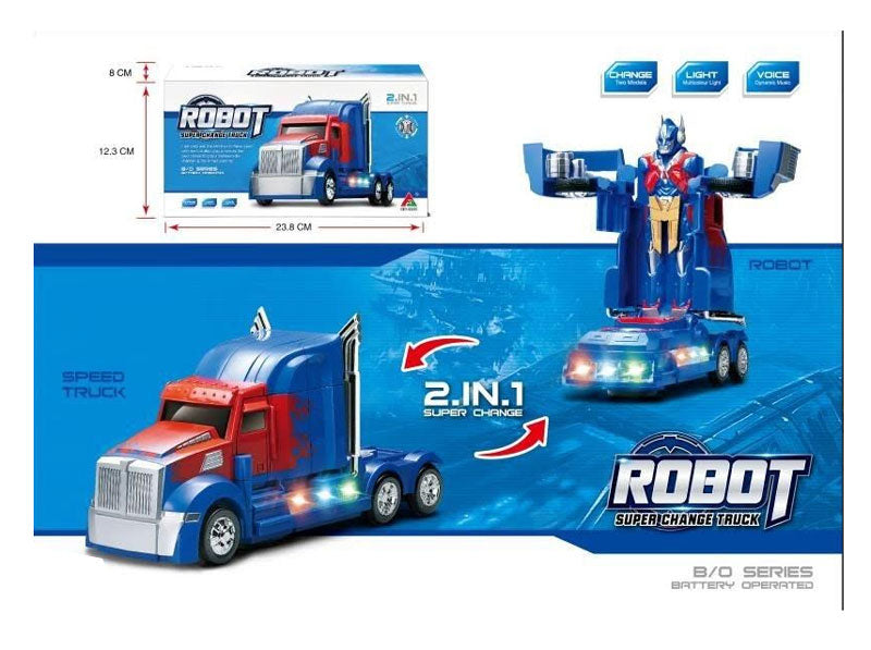 Electronic Toy Robot Trucks Wholesale - Dallas General Wholesale