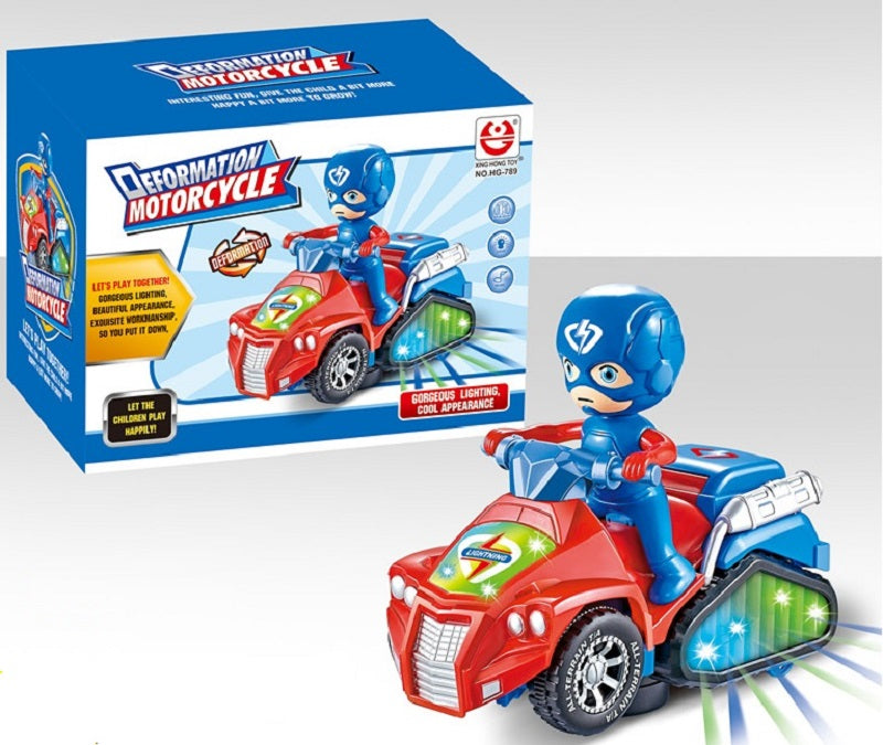 Toy Electronic Hero Motorcyclists Wholesale - Dallas General Wholesale